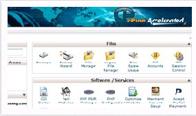 cpanel web hosting in pakistan