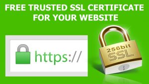 free ssl in pakistan