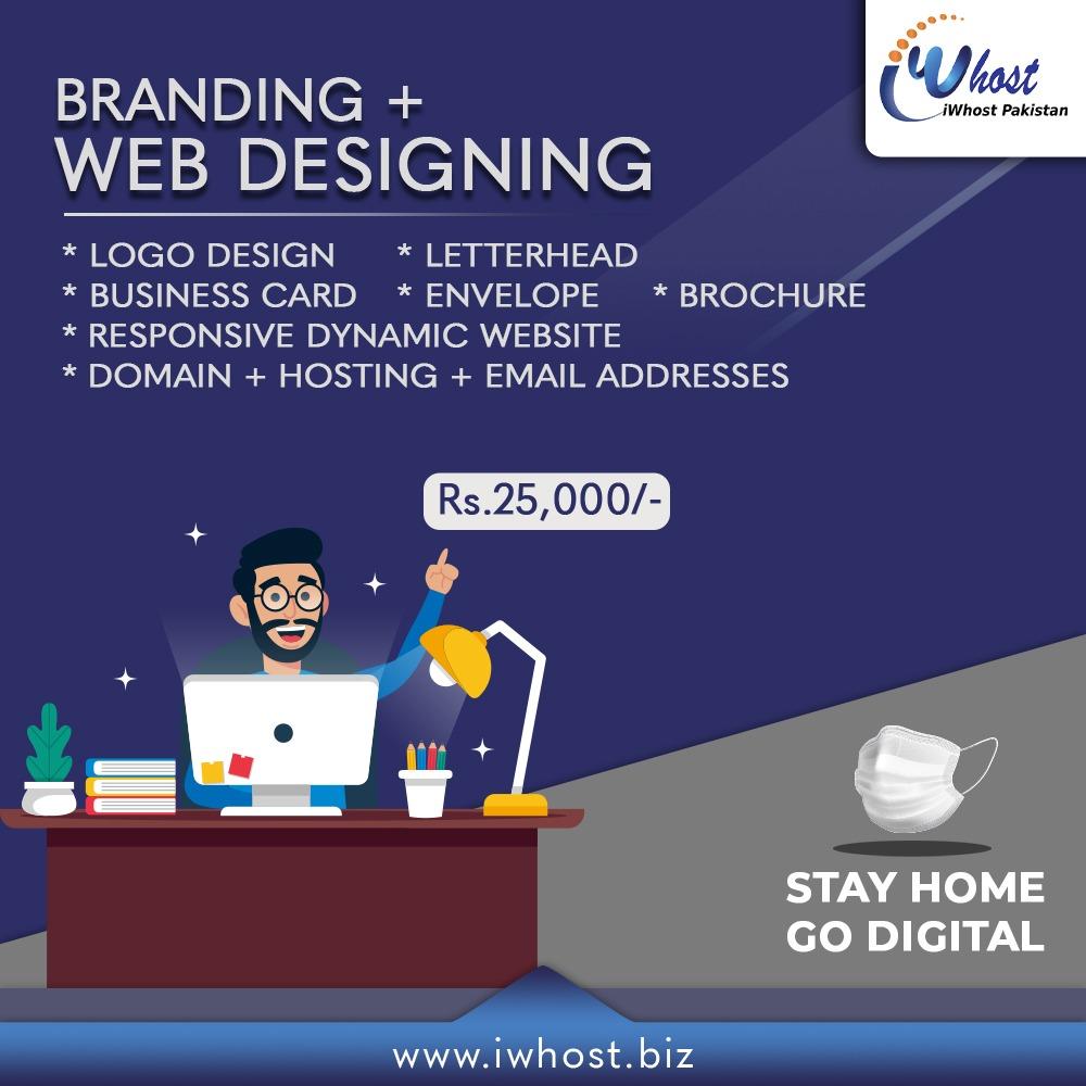 business branding web designing