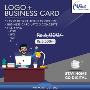 logo and business card designing in pakistan