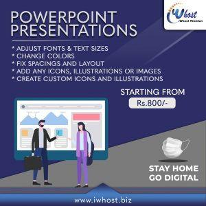 Powerpoint Presentations Designing in Pakistan